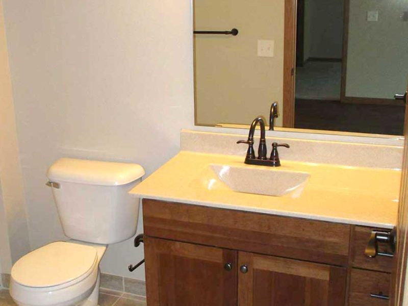 empty-brown-bathroom